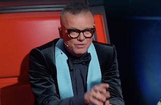 Gigi D'Alessio ha 'arrevotato' The Voice Senior
