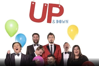 Paolo Ruffini torna in tv con lo show Up&Down-Un Natale Normale