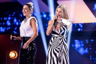 Ascolti tv, colpo di scena per All together now con Michelle Hunziker