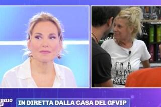 """""""Sesso in un sarcofago"""": Barbara D'Urso intercetta il racconto hot di Maria Teresa Ruta al GF Vip"""