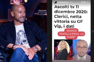 Stefano Bettarini contro il Gf Vip: l'ex calciatore è ancora arrabbiato per l'esclusione