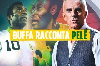 """Federico Buffa: """"Fermarmi dopo Pelé? Le grandi storie non stanno solo nei miti"""""""