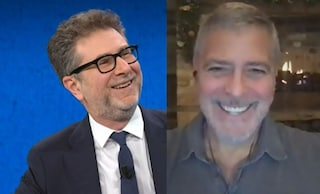 Compenso di 150mila euro a George Clooney per averlo in trasmissione? La risposta di Fabio Fazio