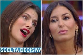 """GFVip, Elisabetta Gregoraci accusa Dayane: """"È una maleducata che sbatte le porte"""""""