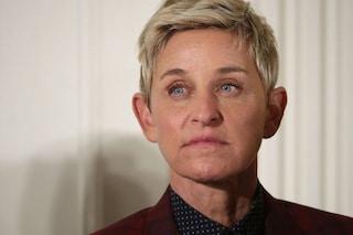 Ellen DeGeneres positiva al Covid-19: le condizioni di salute della conduttrice