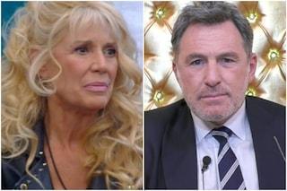 """Filippo Nardi squalificato dal GF Vip: """"È violenza dire porcate"""", la reazione di Maria Teresa Ruta"""