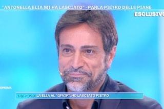 """""""Pietro Delle Piane cacciato da casa di Antonella Elia dalla polizia"""", la versione dell'attore"""
