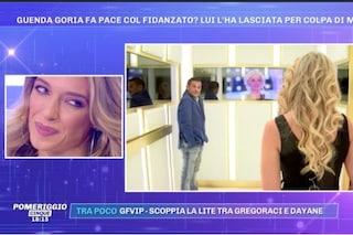 """Guenda Goria torna vicina a Telemaco Dell'Aquila: """"Dopo l'incontro in tv ci siamo baciati"""""""