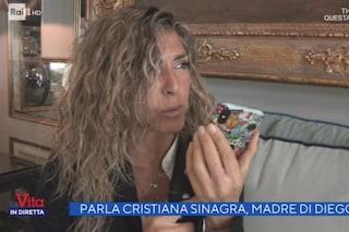 """Matano contro la """"vedova"""" di Maradona, dalla D'Urso aveva detto: """"Registrata a mia insaputa"""""""