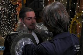 """Francesco Oppini incontra Tommaso che ha ammesso di amarlo: """"Farò un passo indietro se lo vorrai"""""""