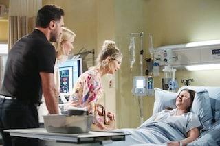 Beautiful anticipazioni soap dal 14 dicembre: svelata l'identità di chi ha donato un rene a Katie