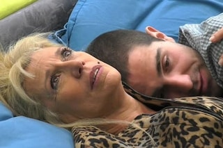 Maria Teresa Ruta scoppia a piangere, a Tommaso Zorzi confida il motivo della crisi