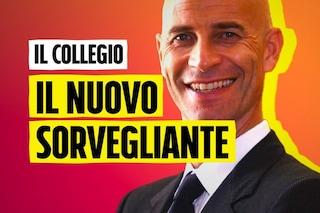 """Il sorvegliante del Collegio Massimo Sabet: """"Bisogna amare i ragazzi, una fatica non dargli del tu"""""""