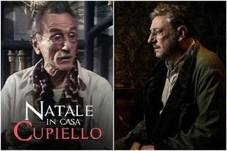 """Natale in casa Cupiello in tv, Castellitto: """"Non paragonatemi a Eduardo De Filippo, è inarrivabile"""""""