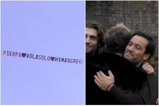 """""""Vola solo"""", l'aereo per Pierpaolo Pretelli: """"Me l'ha mandato Elisabetta Gregoraci"""""""