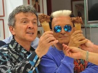 Capodanno al GfVip, Cristiano Malgioglio e Pupo canteranno Gelato al cioccolato
