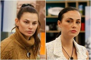 """GFVip, Dayane litiga con Rosalinda: """"Mi hai messo tutta la Casa contro"""""""