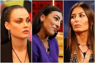 """Rosalinda litiga con la Gregoraci e difende Giulia Salemi: """"La fai passare per una poco di buono"""""""