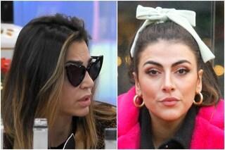 GFVip, Cecilia Capriotti è furiosa con Giulia Salemi dopo una notte insonne