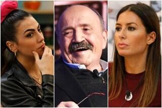 """Costanzo: """"Basta liti per Briatore, Elisabetta Gregoraci e Giulia Salemi se ne tornino al mercato"""""""