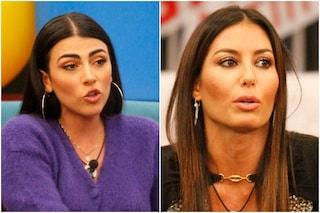 """Elisabetta Gregoraci torna all'attacco: """"Giulia Salemi ha fatto la smorfiosa con Flavio Briatore"""""""