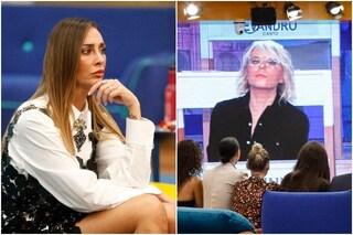 """""""Maria De Filippi ti ha ignorato"""": Sonia Lorenzini svela perché la conduttrice non l'ha salutata"""