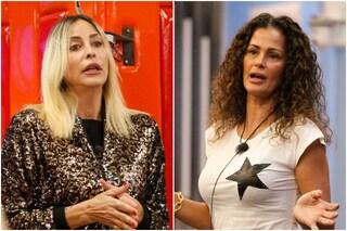 """Samantha De Grenet insiste con Stefania Orlando: """"Hai dei problemi, non mi piaci"""""""