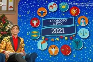 I grafici dell'oroscopo 2021 di Paolo Fox: la classifica per i 12 segni zodiacali