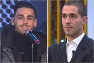 """Alberto Urso canta di fronte a Zorzi al GF Vip, di lui Tommaso aveva detto: """"Due cog***i"""""""