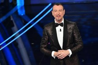 """Amadeus sul pubblico a Sanremo 2021: """"Come gestiremo la nave e gli spostamenti delle 500 persone"""""""
