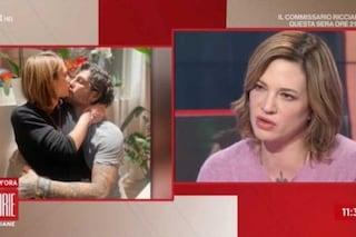 """Asia Argento sul bacio con Fabrizio Corona: """"Mi è stato vicino dopo la morte di mia madre"""""""