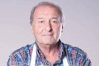 È morto Alberto Naponi, il pensionato chef della terza edizione di MasterChef Italia
