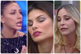 """GF Vip, tutte contro Dayane Mello: """"Sei falsa e anche invidiosa"""""""