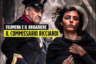 """Il Commissario Ricciardi, Irene Maiorino è Filomena: """"Lo sfregio che le donne subiscono ancora"""""""