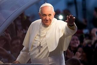 Papa Francesco di domenica in un'intervista esclusiva, i temi che affronterà dall'aborto ai vaccini