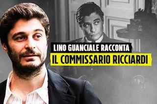 """Lino Guanciale: """"Il commissario Ricciardi è un personaggio epico, dovremmo ispirarci tutti a lui"""""""