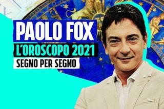 L'oroscopo 2021 di Paolo Fox, tutti i segni zodiacali con le sue previsioni