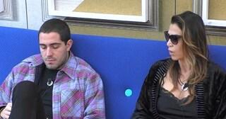 """GF Vip, Tommaso Zorzi a Cecilia Capriotti: """"Stefania mi ha chiesto di litigare per finta"""""""