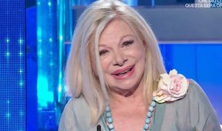"""Sandra Milo: """"A marzo faccio 88 anni, il mio amore ne ha 49"""""""