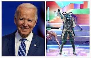 """Cerimonia per Biden presidente, la Tv pro Trump dice no per trasmettere """"Il ballerino mascherato"""""""