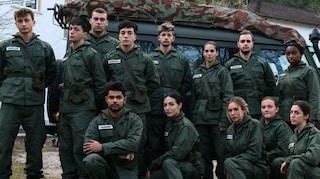 I concorrenti de La Caserma: nomi e foto dei partecipanti nel cast