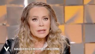 """Barbara De Rossi: """"Simone Fratini mi ha fatto ricredere nell'amore"""""""
