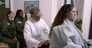 Il dejà vù de La Caserma dove il taglio dei capelli è un trauma come al Collegio