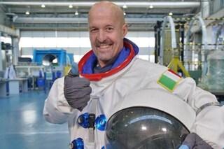 """Marco Berry, da iena ad astronauta: """"Voglio essere il primo civile a viaggiare nello spazio"""""""