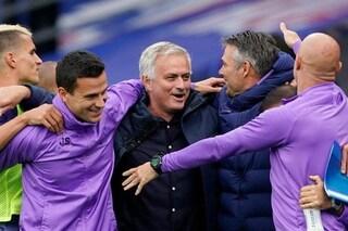 Capire che José Mourinho è un gigante grazie alla docu-serie sul Tottenham