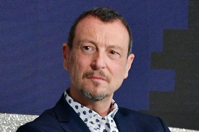 Amadeus, conduttore di Sanremo 2021