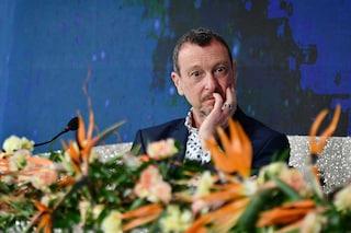 """""""Sanremo senza pubblico"""", Amadeus pronto a lasciare la conduzione di Sanremo 2021"""
