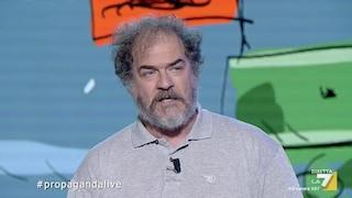 """Andrea Pennacchi ricoverato per Covid: """"Attaccato ad una macchina ma respiro"""""""