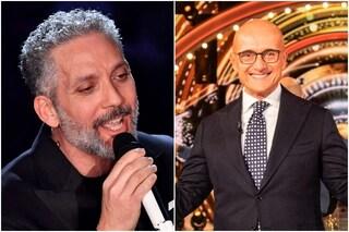 Ascolti tv, lo show di Beppe Fiorello non batte il Grande Fratello Vip