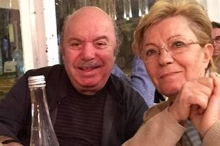 """Lino Banfi: """"Voglio morire insieme a mia moglie Lucia"""""""